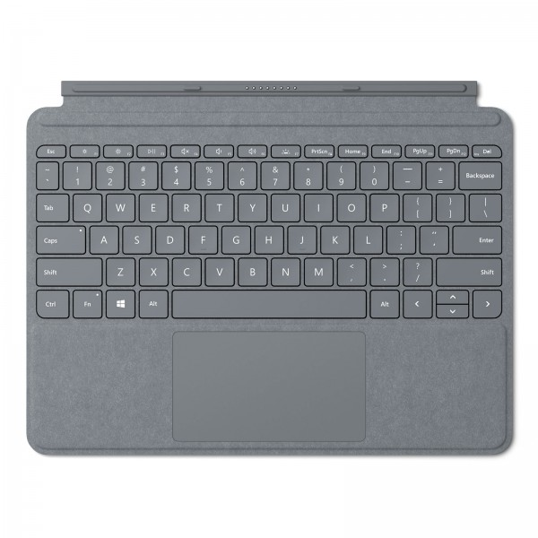 MICROSOFT Type Cover Platinum Surface Go