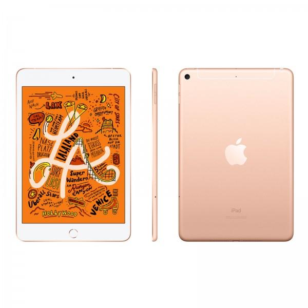 Apple iPad mini 7.9 Inch (2019) 256 GB Gold LTE / MUXE2FD/A