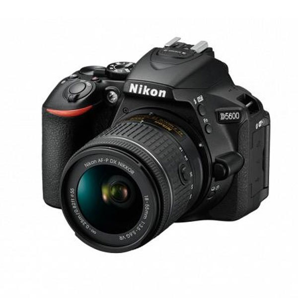 Nikon D5600 Kit AF-P DX18-55mm VR