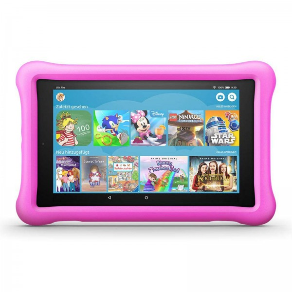 "Amazon All-New Fire HD 8 Kids  Edition , 32 GB,  8"" HD Display / Pink Kid-Proof  Case / special offers"