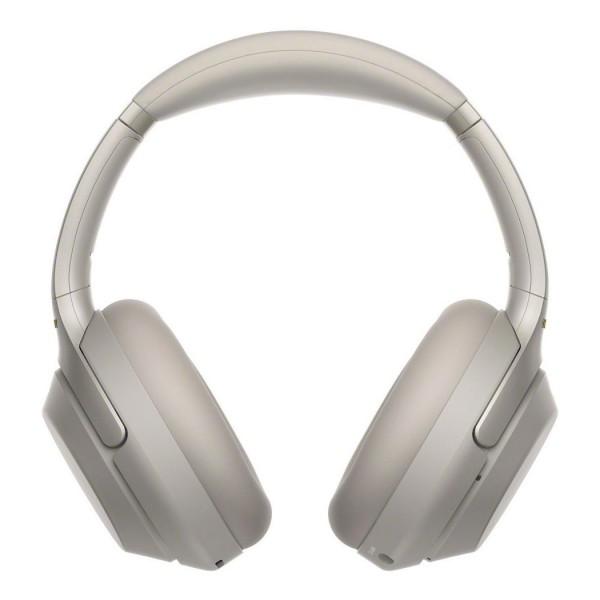 Sony Bügelkopfhörer Silber
