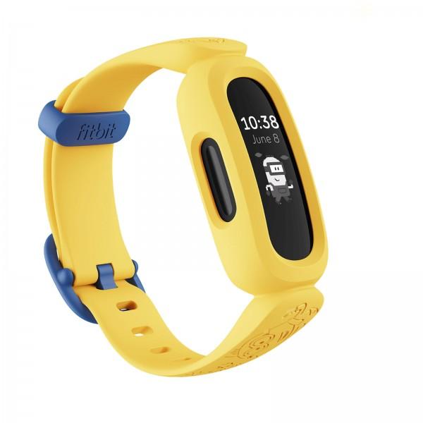 Fitbit Ace 3 Kids schwarz/Minions