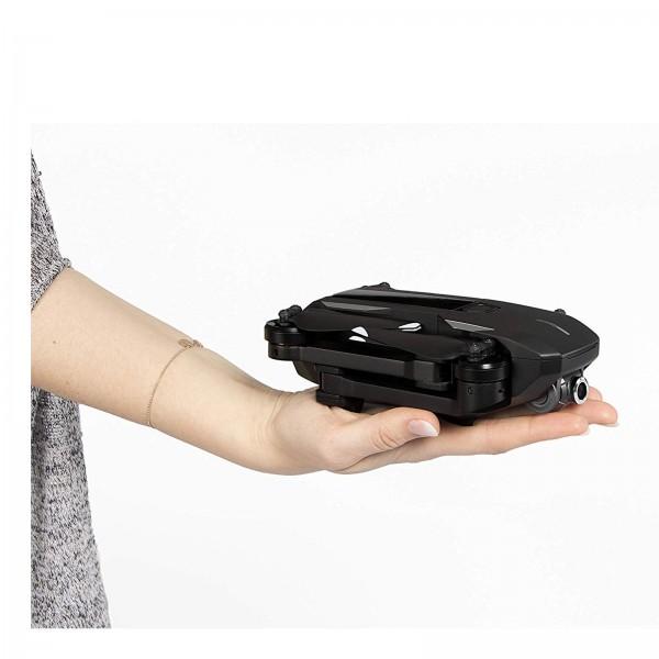 Yuneec Mantis Q  X-Pack (inklusive Yuneec Mantis Q Faltdrohne mit Sender, 3 Akkus, 3fach Ladegerät, 2 x Ersatzluftschrauben, Tasche)