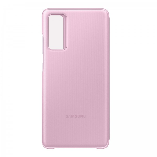 Samsung EF-ZG780 Clear View Cover S20FE Handyhülle