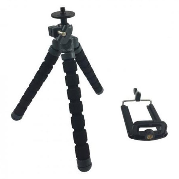 Rollei Selfie Mini Stativ Black