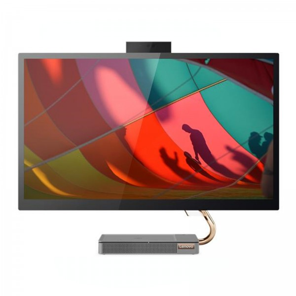 "Lenovo Ideacentre A540 / 27"" QHD IPS / i5-9400T / 8 GB / 512 GB / AMD RX560X-4GB / (kein DVD) /"