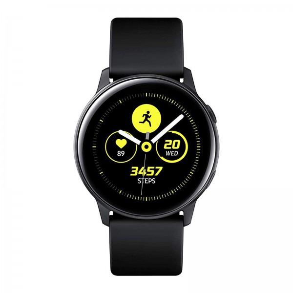 Samsung SM R500 Galaxy Watch Active schwarz