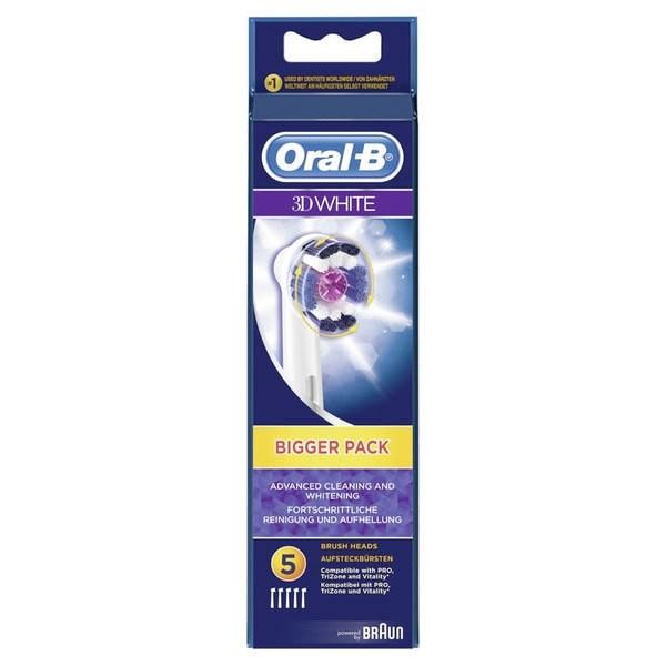 Braun Oral-B 3D White 5er
