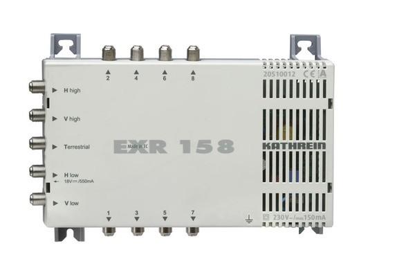 KATHREIN EXR 158 Multischalter 5 auf 8 EXR158