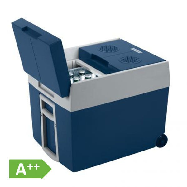 WAECO W 48 AC/DC Thermoelektrische Kühlbox Metallic Blau