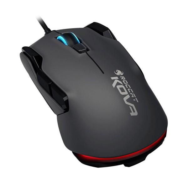 ROCCAT Kova, Gaming Maus, bis zu 3500 dpi, 1 ms Reaktionszeit, 16,8 Mio. Farben