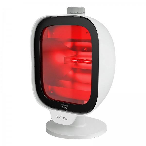 PHILIPS PR 3120/00 InfraCare 300W Infrarot Lampe weiß