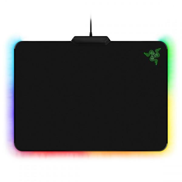 Razer Firefly Cloth Mousemat Gaming Mauspad kabelgebunden USB-Stecker beleuchtet