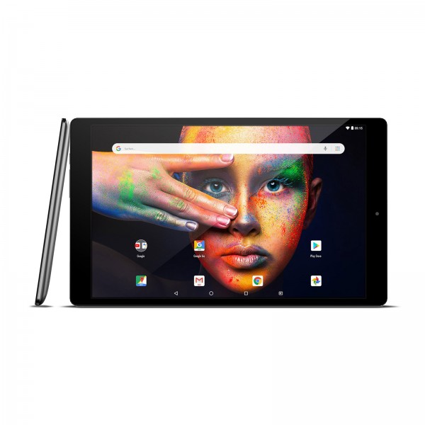 """Odys ACE 10 Black 10,1"""" WiFi (1280x800 IPS) / 1,3 GHz Quad/16 GB/1 GB/Android 8.1"""
