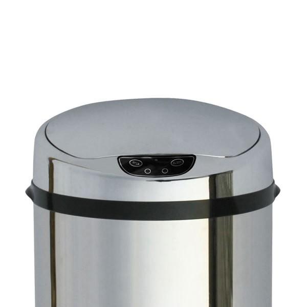 Echtwerk Ersatzteil Deckel Abfalleimer mit Sensor 9L - Inox