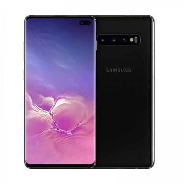 Samsung SM G 975F Galaxy S10+ 512 GB / 8 GB Ceramic schwarz