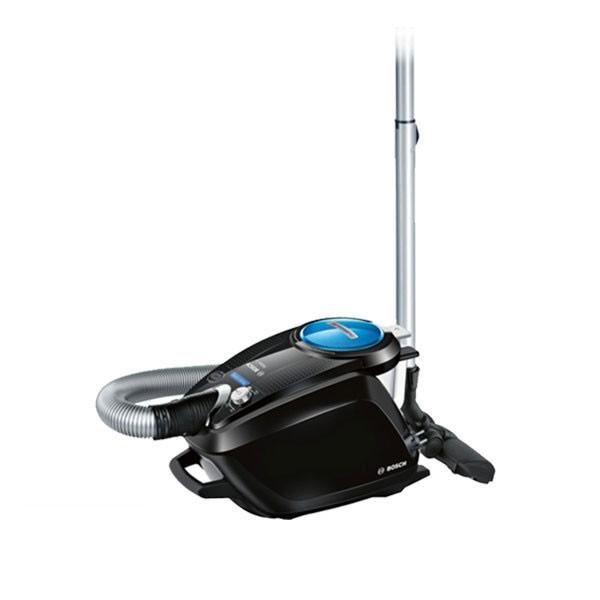 Bosch BGS5SMRT66 Beutelloser Bodenstaubsauger SuperSilent Sensor Control