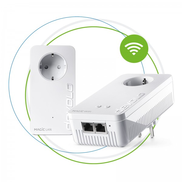 devolo Magic 2 WiF Starter Kit 2-1-2