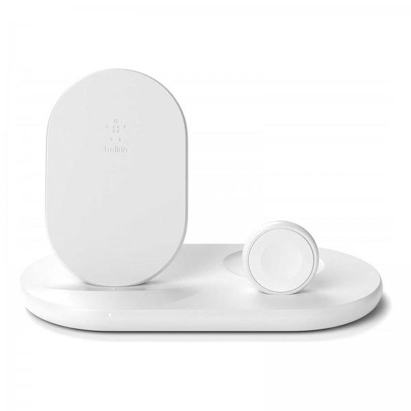 Belkin Boost Charge 3-in-1 Wireless Ladestation