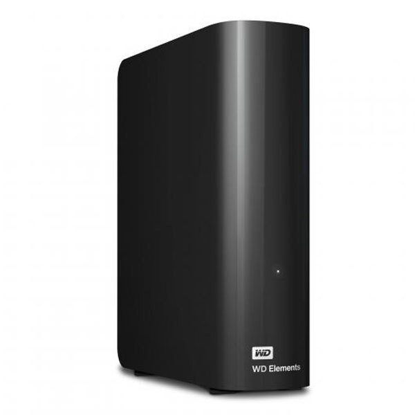 Western Digital ELEMENTS DESKTOP 4TB EMEA BLACK