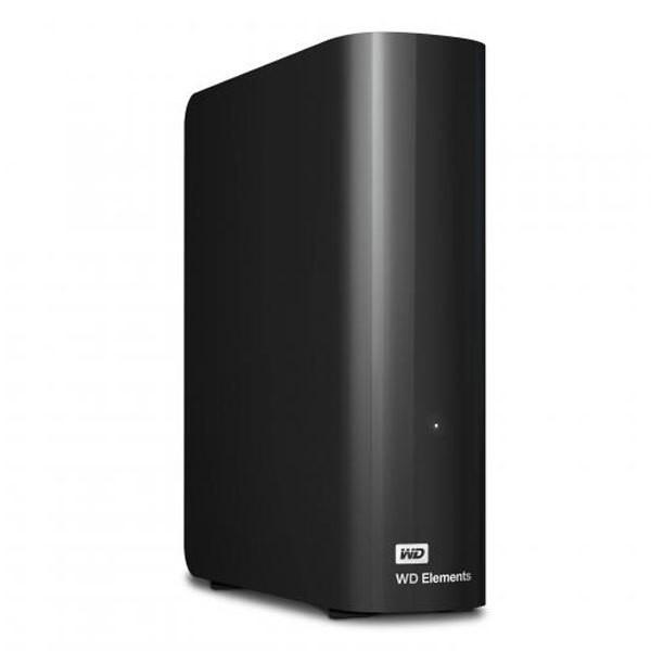 Western Digital ELEMENTS DESKTOP 4TB EMEA BLACK