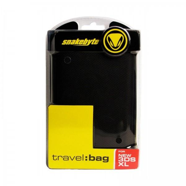 SNAKEBYTE NEW 3DS XL TRAVEL BAG