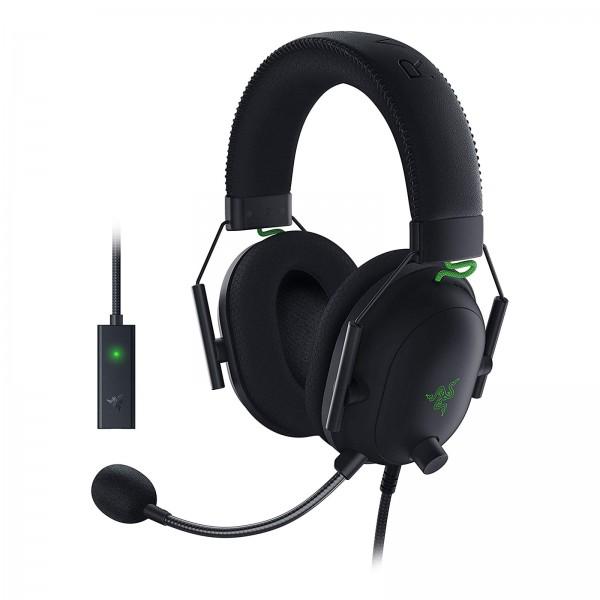 RAZER Blackshark V2 + USB Mic Enh (P) RZ04-03230100-R3M1 Gaming Headset