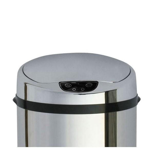 Echtwerk Ersatzteil Deckel Abfalleimer mit Sensor 30/42L- Inox