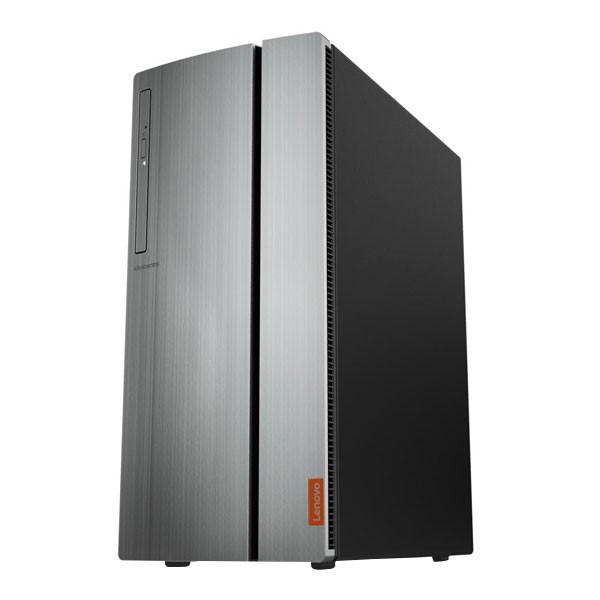 Lenovo Ideacentre 720-18ASU Midi / Ryzen 5-1400 / 8GB / 128SSD+2TB (7200 U/Min) / RX 560-4GB / DVD / W-LAN & BT / Premium