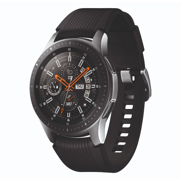 Samsung Galaxy Watch LTE silber 46 mm