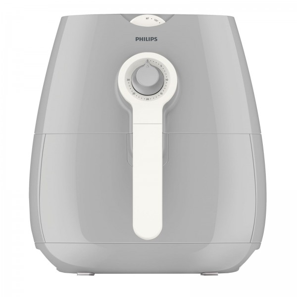 Philips HD 9219/10 Airfryer Daily Heißluftfritteuse inkl. gratis Grillrost hellgrau