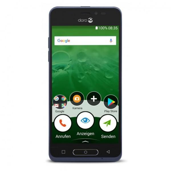 """Doro 8035 12,7 cm 5""""Smartphone 4G, LTE, 5MP , 16GB , WiFi, GPS"""