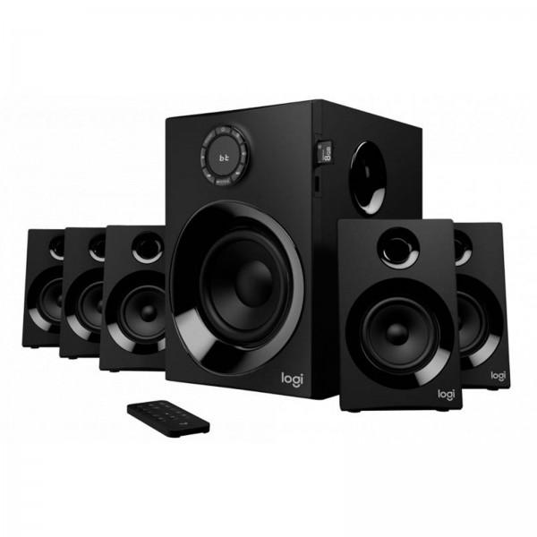 Logitech Z607 5.1 Surround Sound Speaker System mit Bluetooth
