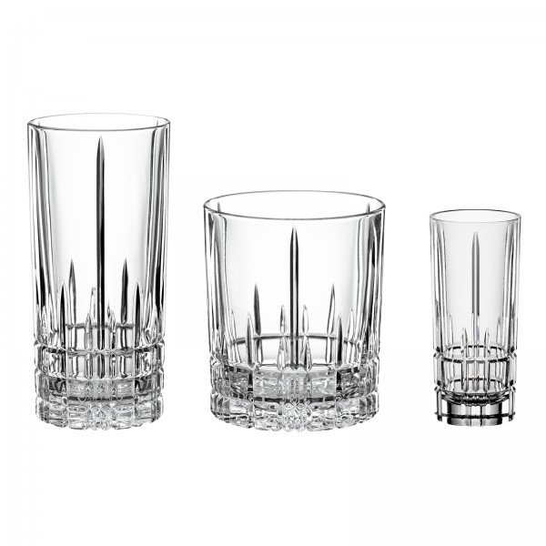 Spiegelau 4500398 Perfect Serve Collection Partybecher Set12