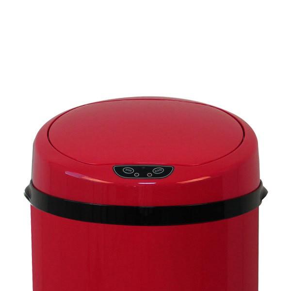 Echtwerk Ersatzteil Deckel Abfalleimer mit Sensor 30/42L- Rot