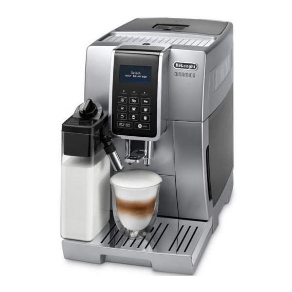 DE'LONGHI ECAM 350.75.S Dinamica Kaffeevollautomat Silber