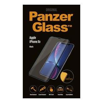 PanzerGlass Premium für Apple iPhone XR schwarz