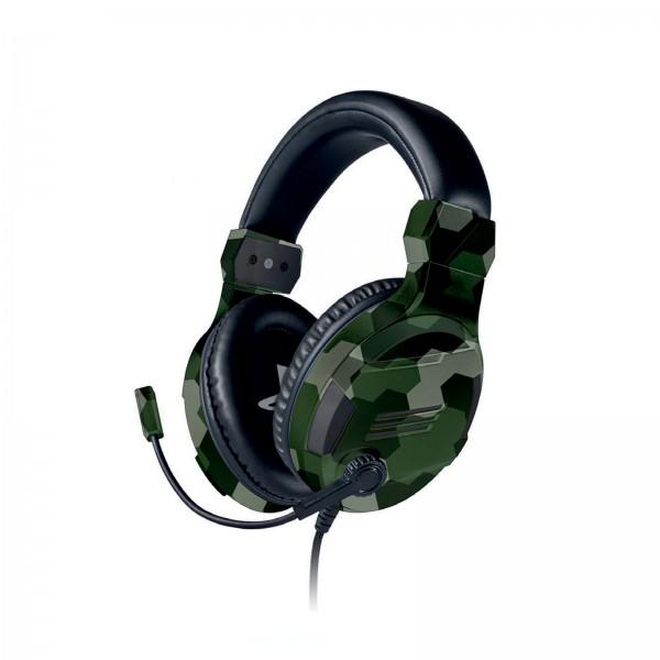 BigBen PS4 Stereo-Headset V3 Playstation Gaming-Headset On-Ear Kopfhörer
