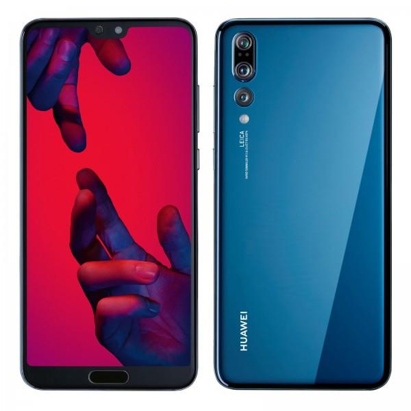 Huawei P20 Pro Dual-SIM schwarz
