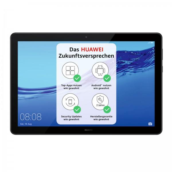 """Huawei MediaPad T5 10"""" Wifi 53010DJF schwarz / Octa-Core / 3 GB RAM / 32 GB / Android 8 / 53010JTQ ("""