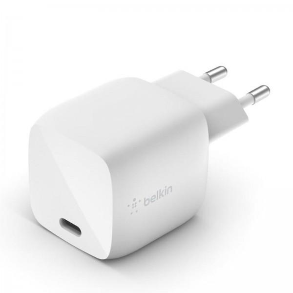 Belkin Boostcharge 30-W-USB-C-GaN-Netzladegerät