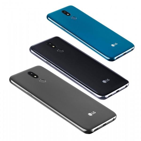 LG K40 aurora black