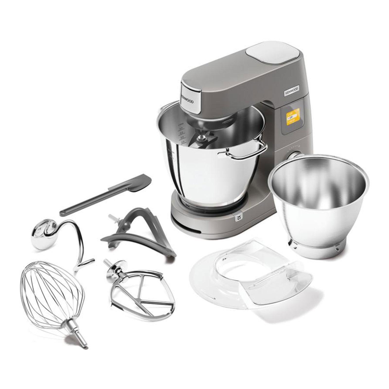 Kenwood Küchenmaschine Chef Xl Titanium Kvl8320S+Zubehörpaket 2021