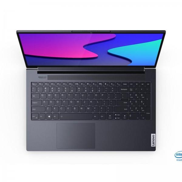 """Lenovo Yoga Slim7 15IIL05 Ci5-1035G4 / 8GB / 512GB SSD / Intel shared Grafik / 15"""" FHD IPS matt"""