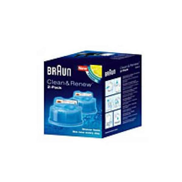Braun CCR 2 Clean&Renew Reinigungskartusche