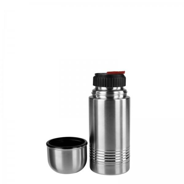 EMSA 618101600 SENATOR Isolierflasche, Edelstahl 1,0 L