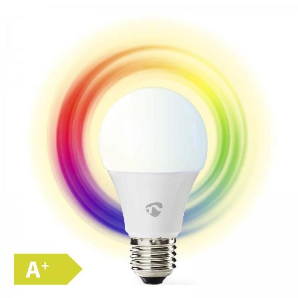 Nedis WIFILC10WTE27 RGB Glühlampe E27