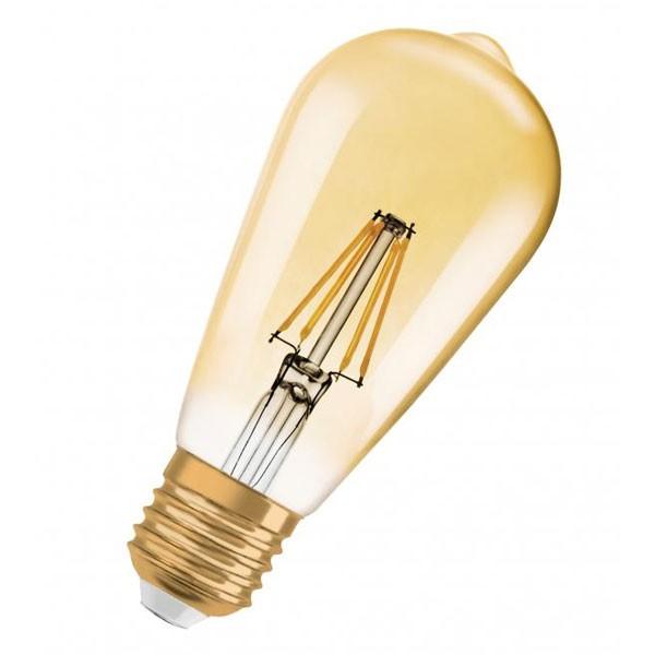 OSRAM Vintage Edison 4W E27 non dim