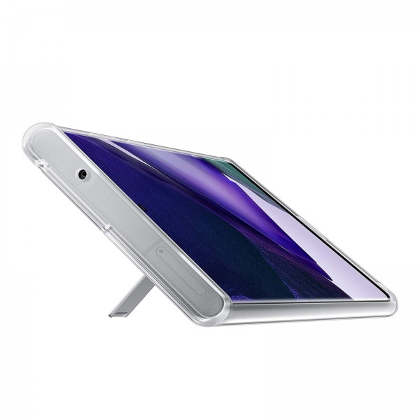 Samsung Clear Standing Cover für Galaxy Note 20 Ultra transparent