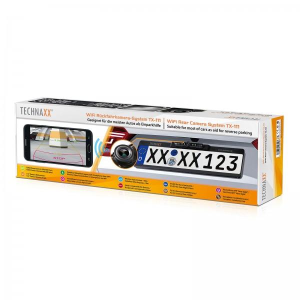 Technaxx WiFi Rückfahrkamera TX-111